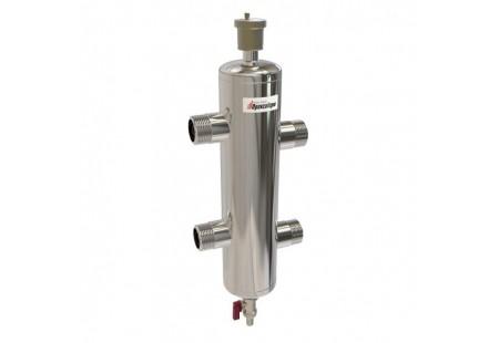 Гидравлический разделитель 120 кВт, 1 контур