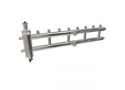 Распределительный коллектор с гидрострелкой 60 кВт, 4+1 контур
