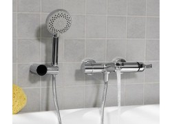 Berkel 4801 Смеситель для ванны с коротким изливом