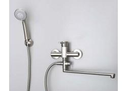 Wern 4202L Смеситель для ванны с длинным изливом