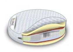 Круглый матрас Lonax Round Medium S1000