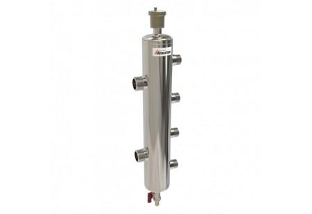 Гидравлический разделитель 85 кВт, 2 контура