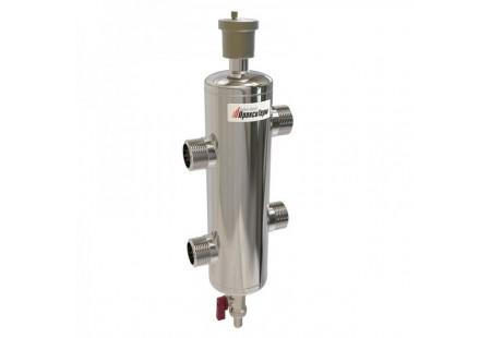 Гидравлический разделитель 85 кВт, 1 контур