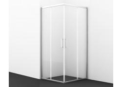 Main 41S03 Душевой уголок, квадрат, с раздвижными дверьми