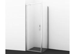 Berkel 48P03 Душевой уголок, квадрат, с универсальной распашной дверью