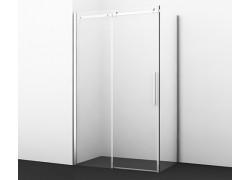 Alme 15R07 Душевой уголок, прямоугольник, с универсальной раздвижной дверью
