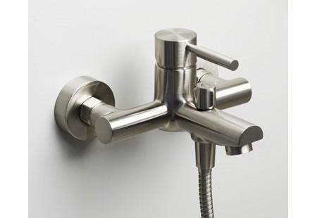 Wern 4201 Смеситель для ванны с коротким изливом