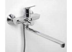 Lippe 4502L Смеситель для ванны с длинным поворотным изливом