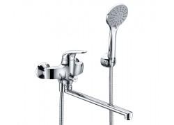 Rossel 2802L Смеситель для ванны с длинным изливом