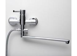Main 4102L Смеситель для ванны с длинным изливом